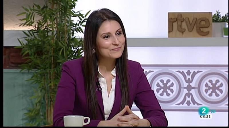 Lorena Roldán, número 2 del PP a les eleccions catalanes