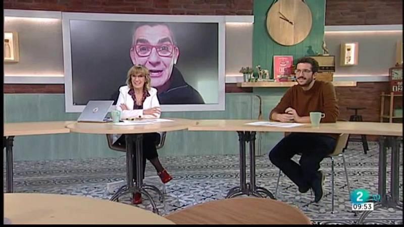Queco Novell i Manu Simarro analitzen, des d'un punt de vista teatral, el més destacat de la setmana al Cafè d'idees