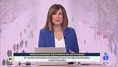 """Manuel Giménez, consejero de Economía, Empleo y Competitividad de la Comunidad de Madrid:  """"Ha habido desabastecimiento pero ha sido puntual"""""""