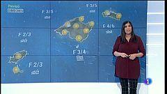 El temps a les Illes Balears - 12/01/21