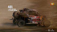 Rallye Dakar 2021 - Flash informativo - 12/01/21