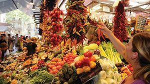 Mercados, en el vientre de la ciudad: Barcelona, la Boquería