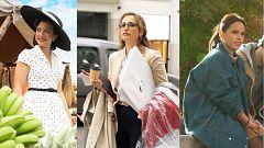 Hablamos con las protagonistas de 'Dos vidas', la serie donde debutará Gloria Camila