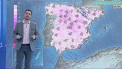 Las temperaturas bajan más de lo previsto en el tercer día de ola de frío tras Filomena