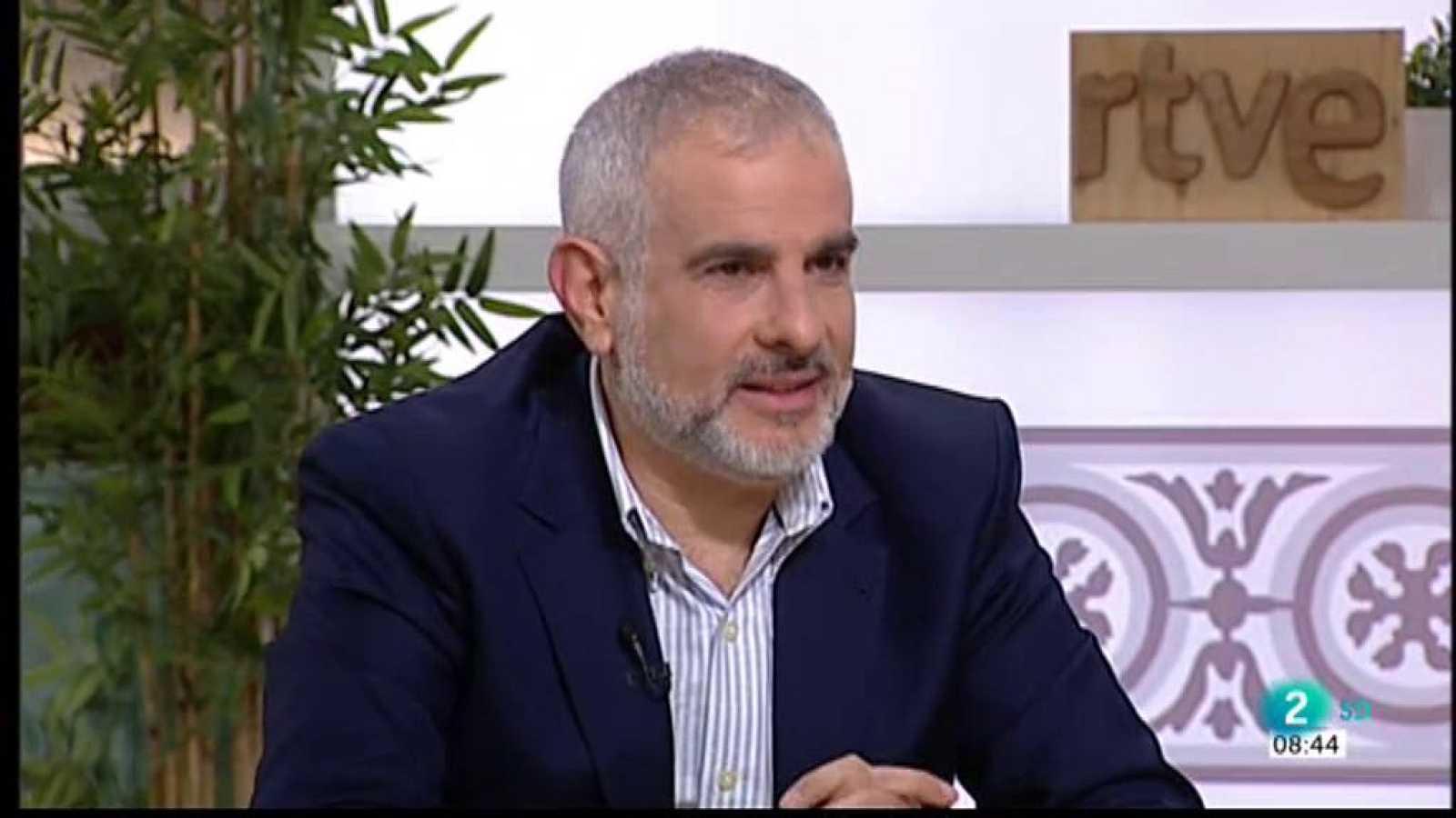 Carlos Carrizosa, candidat de Ciutadans