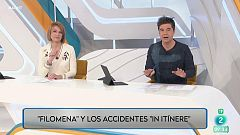 Filomena y los accidentes in itínere