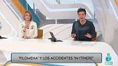 Filomena y los accidentes in itínere