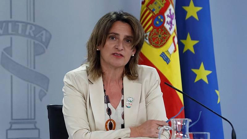 """Ribera aboga por """"reformas robustas"""" para el sistema energético: """"Debemos ver qué intervención en el mercado es más segura"""""""