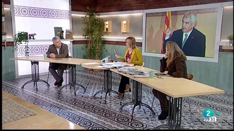 """Carlos Carrizosa, """"Maragall i la Lluna"""" i El Terrat"""
