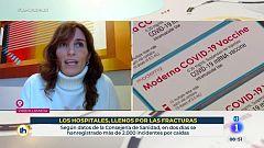 """La Hora - Mónica García, diputada de Más Madrid: """"Es un buen momento para pedirle al Gobierno que aparezca''"""