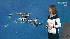 El tiempo en Canarias - 13/01/2021