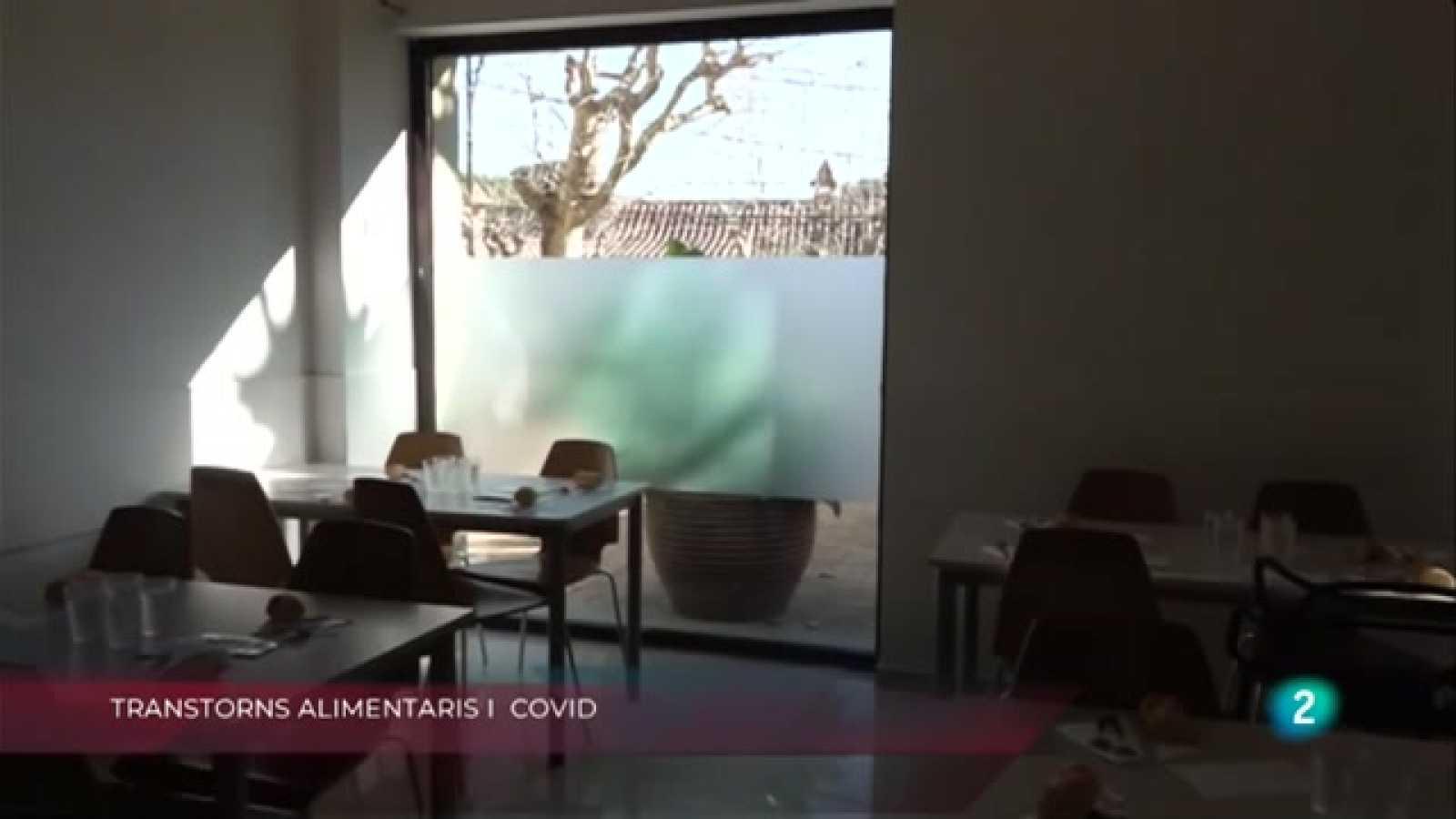 Transtorns alimentaris i Covid, Edifici Venus i Espais verds a la Torrassa a La Metro