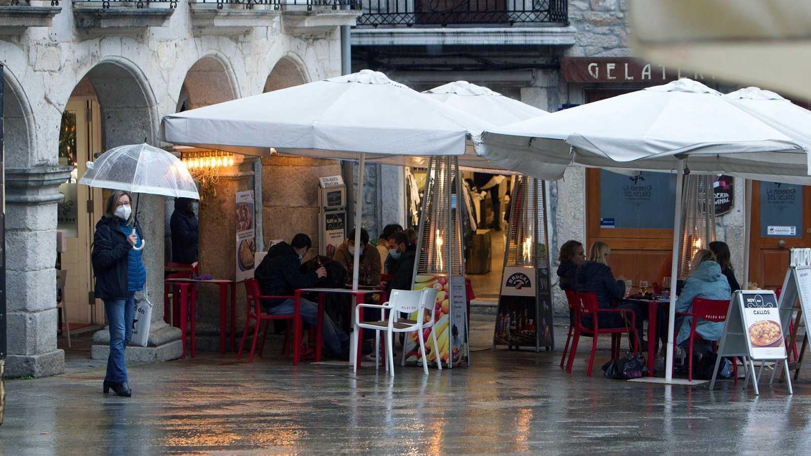 COVID-19: Galicia, Navarra y La Rioja endurecen las restricciones