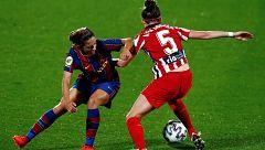 Atlético y Barça buscan un billete en la final de la Supercopa