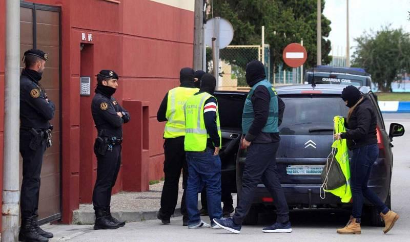 La presión policial contra el narcotráfico aumenta la violencia de los criminales en el Campo de Gibraltar