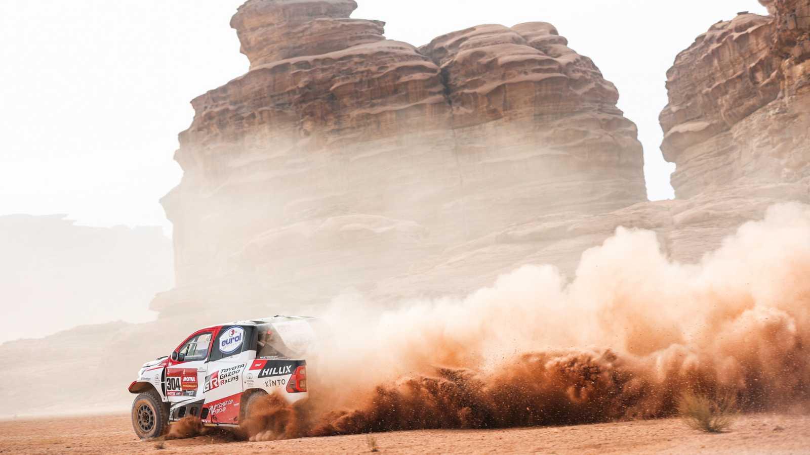 Rallye Dakar 2021 - Flash informativo - 13/01/21 - ver ahora