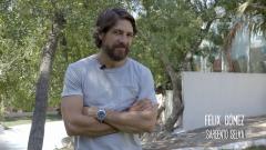 Félix Gómez interpreta al sargento Selva en 'La caza. Tramuntana'