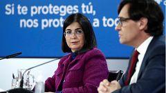 Especial informativo - Comparecencia del ministro de Sanidad, y ministra de Política Territorial - 13/01/21