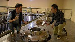 Aquí la Tierra - La hibernación de las uvas y la maduración del buen vino