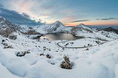 España Directo - El paisaje congelado de Asturias: nos vamos hasta Somiedo