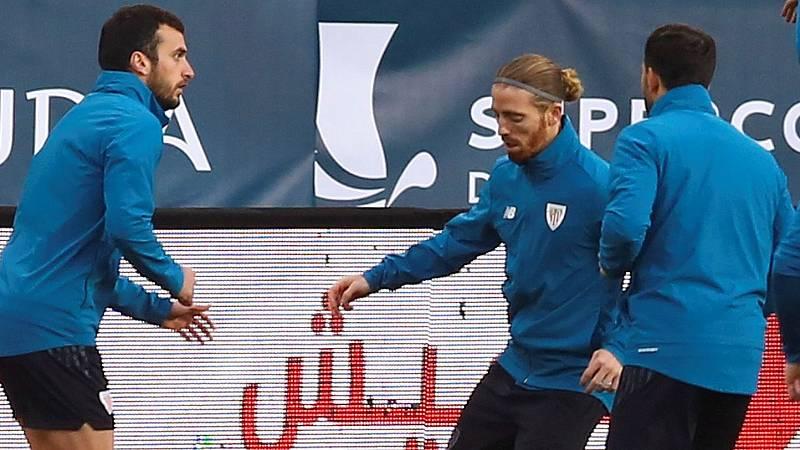 """Muniain: """"La Supercopa nos hace tremenda ilusión"""""""