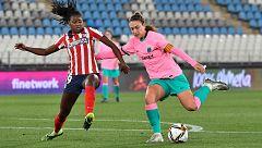 Fútbol - Supercopa Española femenina. 2ª semifinal: Club Atlético de Madrid SAD - FC Barcelona