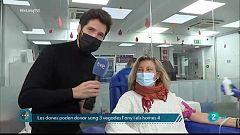 En Línia - Marató de donacions de sang a Catalunya
