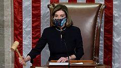 La Cámara de Representantes inicia un segundo juicio político a Trump