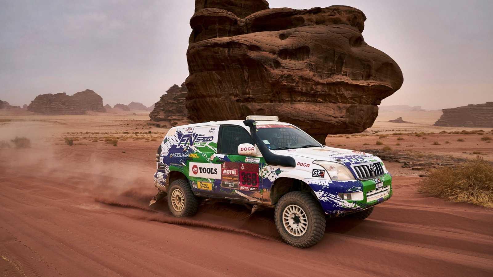 Rallye Dakar 2021 - Etapa 10: Neom - AlUla - ver ahora