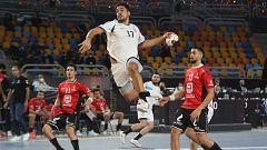 Balonmano - Campeonato del Mundo masculino: Egipto - Chile