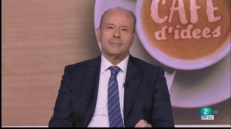 Juan Carlos Campo, ministre de Justícia