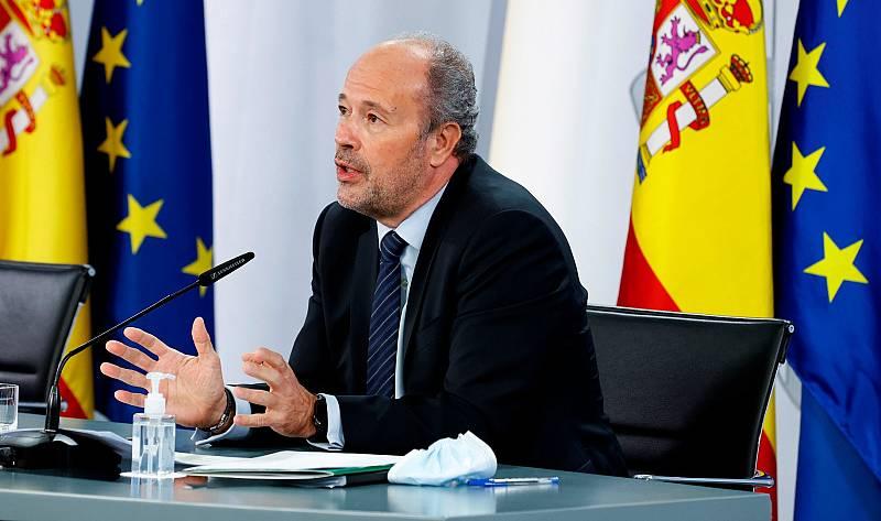 Campo advierte al Govern de que la ley electoral no contempla la suspensión de los comicios