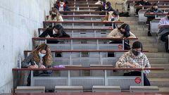 Los estudiantes universitarios exigen la paralización de los exámenes presenciales por el aumento de casos de coronavirus