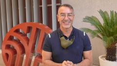 Abel Arana se cuela en el casting de Sevilla de 'Maestros de la Costura 4'
