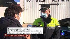 España Directo - La cepa británica se dispara en la Línea de la Concepción, Cádiz