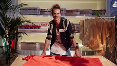 Conoce a Fermín, aprendiz de 'Maestros de la Costura'