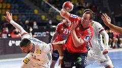 Balonmano - Campeonato del Mundo masculino: Noruega - Francia