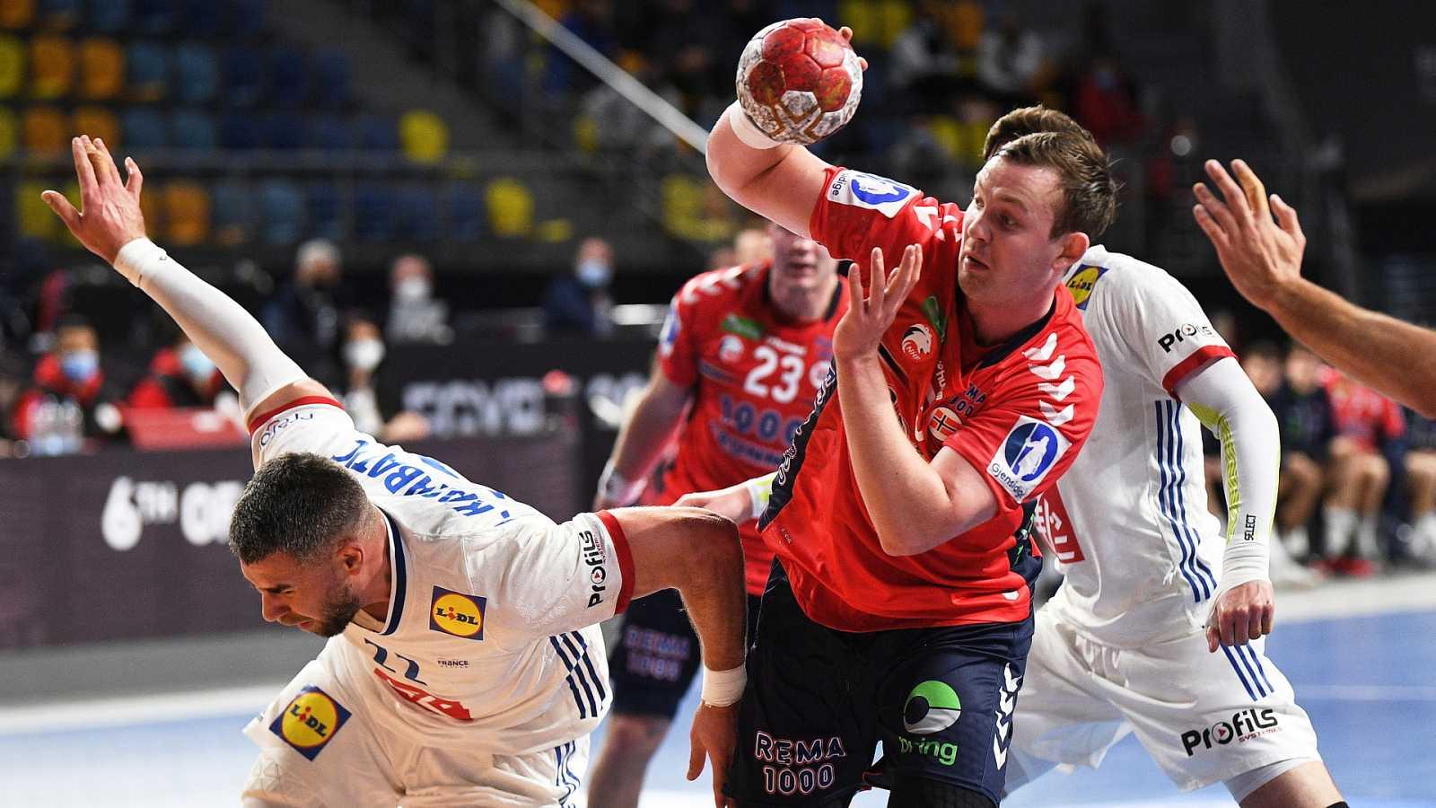 Balonmano - Campeonato del Mundo masculino: Noruega - Francia - ver ahora