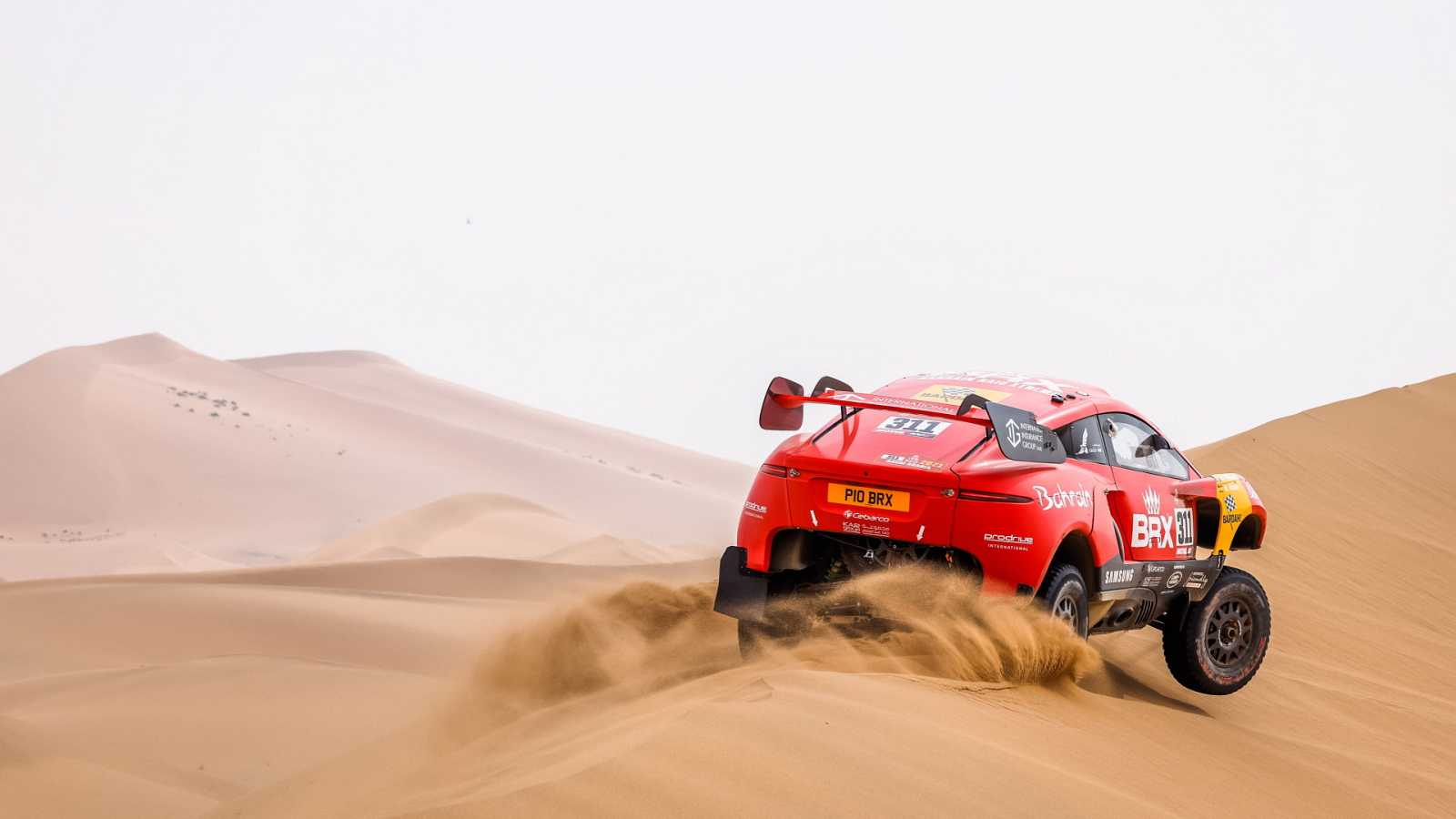 Rallye Dakar 2021 - Resumen Etapa 11 - ver ahora