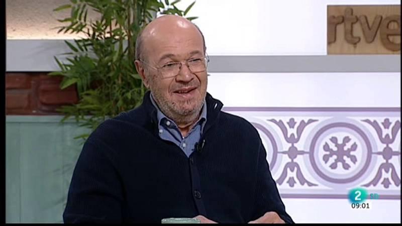 Joan Carles Gallego, número 2 d¿En Comú Podem al Parlament de Catalunya