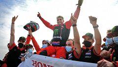 Kevin Benavides gana el Dakar 2021 en motos