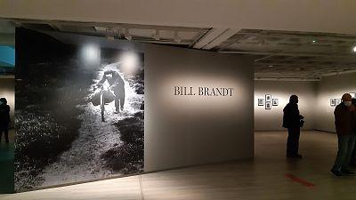 KBr Fundación MAPFRE Photo Center Barcelona. Bill Brandt