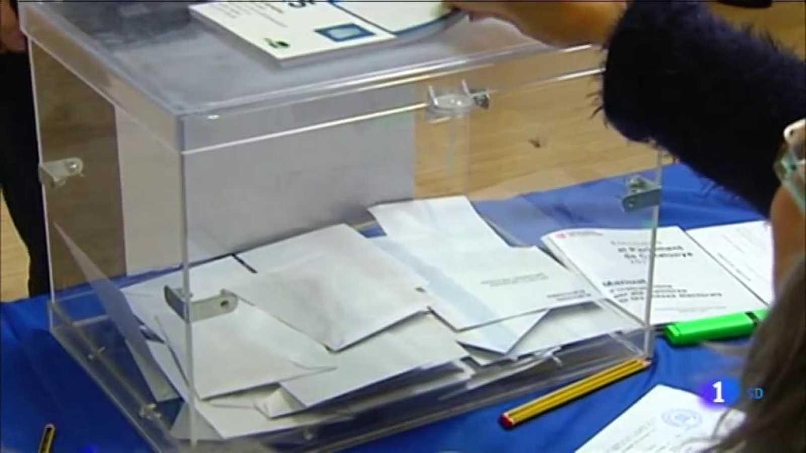 """Els partits polítics i el Govern han arribat a un consens """"majoritari"""" per ajornar les eleccions al Parlament fins al proper 30 de maig"""