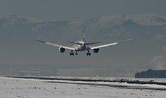 Críticas a la gestión del aeropuerto de Barajas durante el temporal Filomena