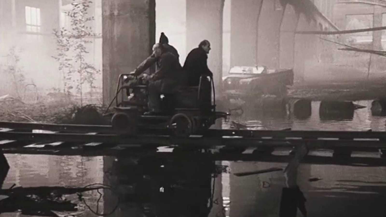 El momento de cine de Lois Patiño: 'Stalker'