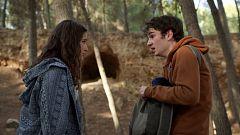 La caza. Tramuntana - Samiah se reúne con Dani en el bosque