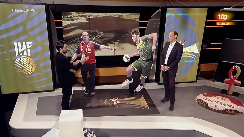 Balonmano - Campeonato del Mundo masculino - 15/01/21 - ver ahora