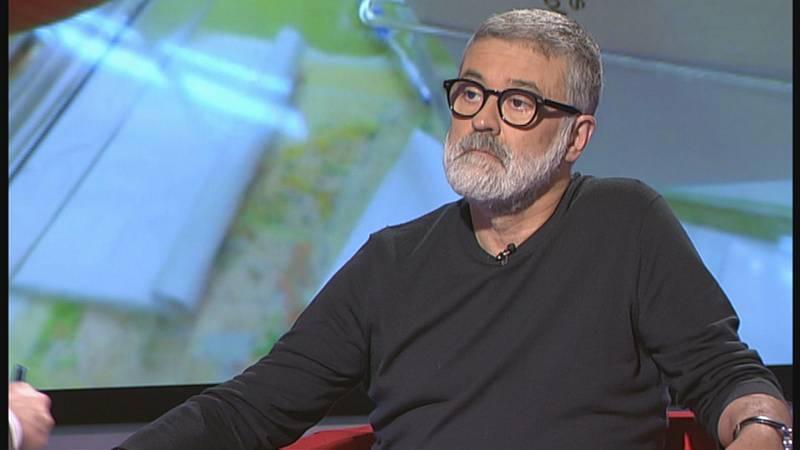 Lluís Falgàs entrevista Carles Riera, número 2 de la llista de la CUP per Barcelona