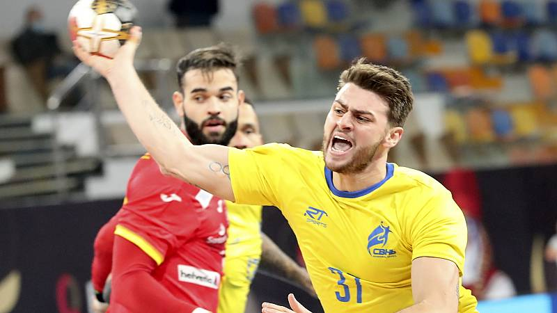 Balonmano - Campeonato del Mundo masculino: España - Brasil - ver ahora