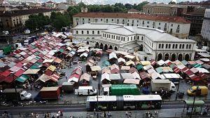Mercados, en el vientre de la ciudad: Turín, Porta Palazzo